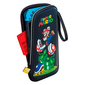 Game Traveller Slim Travel Case NNS15 Super Mario -Licencia oficial-