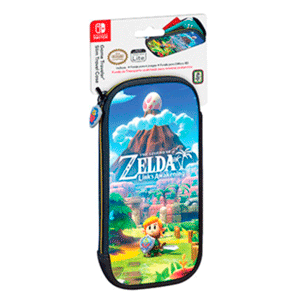 Game Traveller Slim Travel Case NLS115LA NSW Lite Zelda -Licencia oficial-