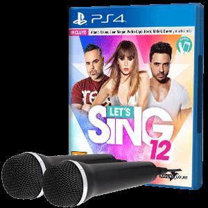 Let´s Sing 12 + 2 Micrófonos