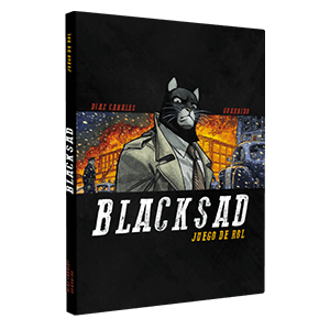 Blacksad Under the Skin - Juego de Rol en formato digital