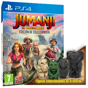 Jumanji: El videojuego (Ed Colecc)