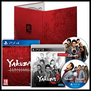 The Yakuza Remastered Edition