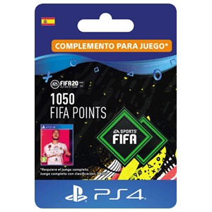1050 FIFA 20 Points Pack PS4