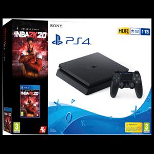 Playstation 4 Slim 1Tb + NBA2K20
