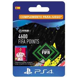 4600 FIFA 20 Points Pack PS4