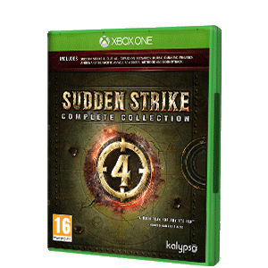Sudden Strike 4: Complete Collection