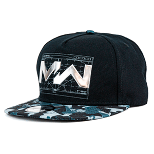 Gorra CoD MW Liquid Chrome