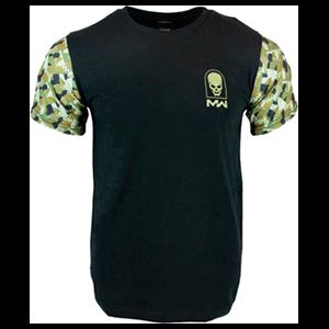 Camiseta CoD MW Skull Talla M