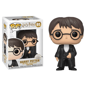 Figura Pop Harry Potter (Yule)