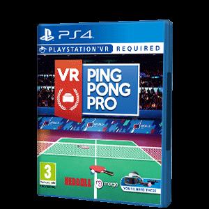 Pin Pong Pro VR