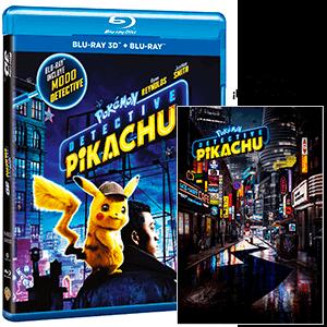 Pokémon: Detective Pikachu 3D + 2D