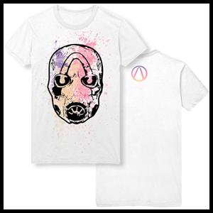 Camiseta Borderlands 3: Psycho Splatter Talla L