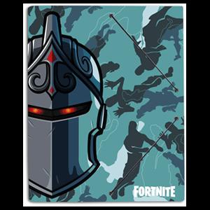 Carpeta A4 Fortnite Diseño 1