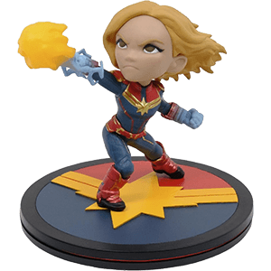 Figura Q-Fig Marvel: Capitana Marvel