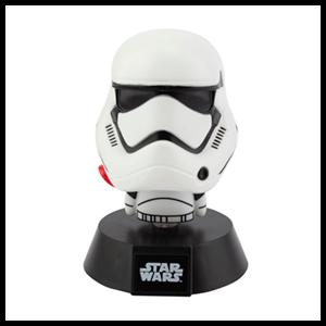 Lámpara Star Wars: First Order Stormtrooper