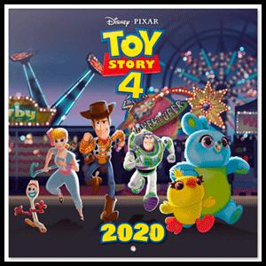 Calendario 2020 Toy Story