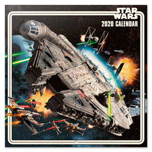 Calendario 2020 Star Wars Classic