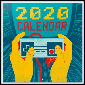 Calendario 2020 Gameration