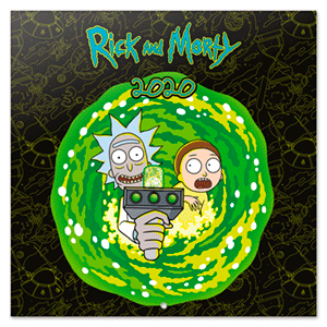 Calendario 2020 Rick y Morty
