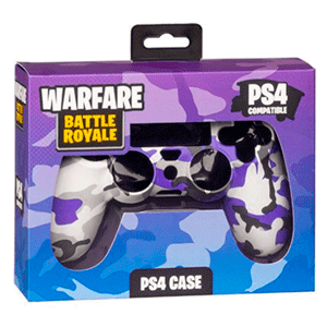 Carcasa para mando PS4 Indeca Battle Royale