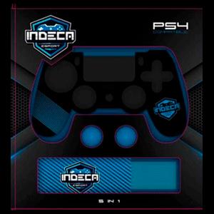 Kit 5 Accesorios mando PS4 Indeca e-sport