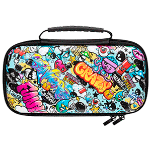 Bolsa para NSW Lite Indeca Graffiti