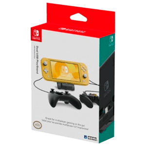 Playstand USB Hori para Nintendo Switch -Licencia oficial-