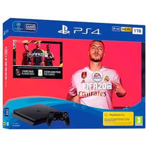 Playstation 4 1Tb + FIFA 20 + FUT