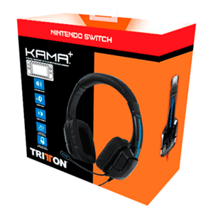 Auriculares Tritton Kama + (REACONDICIONADO)