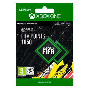 1050 FIFA 20 Points Pack XONE