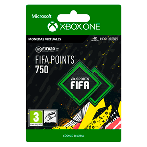 750 FIFA 20 Points Pack XONE