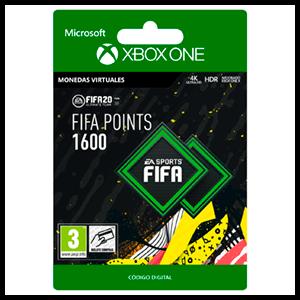 1600 FIFA 20 Points Pack XONE