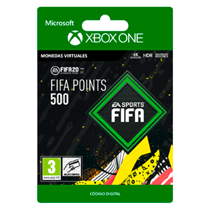 500 FIFA 20 Points Pack XONE