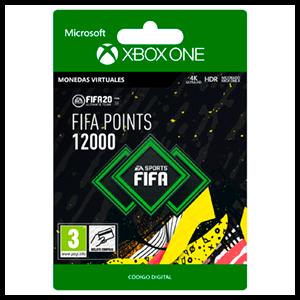 12000 FIFA 20 Points Pack XONE
