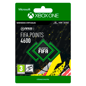 4600 FIFA 20 Points Pack XONE