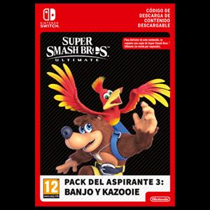 Super Smash Bros Ultimate - Banjo & Kazooie Challenger Pack NSW