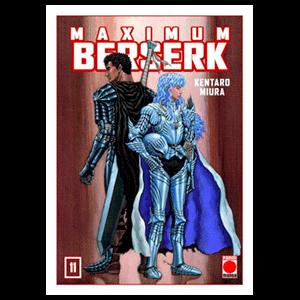 Berserk Maximun nº 11