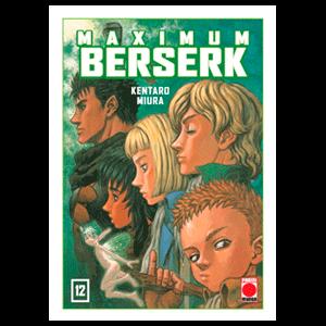 Berserk Maximun nº 12
