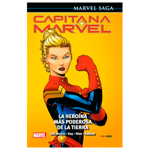 Marvel SAGA. Capitana Marvel nº 1