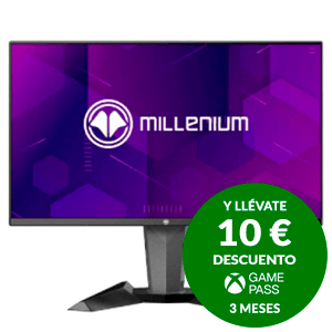 "MILLENIUM MD27 PRO 27"" TN QHD 2K 144Hz - Monitor Gaming"