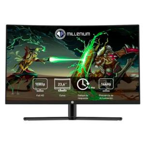 "MILLENIUM MD24 PRO 23,8"" VA FHD 144Hz Curvo - Monitor Gaming"
