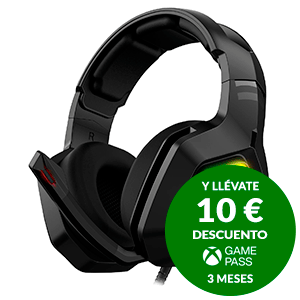 GAME HX420 RGB  Pro Gaming Headset PC-PS5-PS4-XBOX-SWITCH-MOVIL - Auriculares Gaming