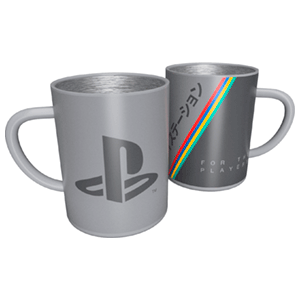 Taza de Metal Playstation