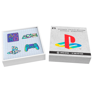 Set de Pins Playstation