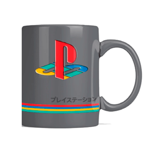 Taza con Adorno Playstation