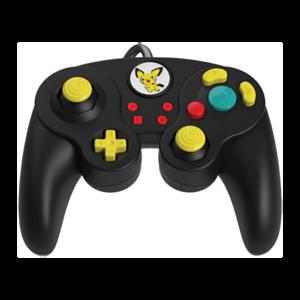 Controller con Cable PDP Pikachu Super Smash Bros -Licencia oficial-