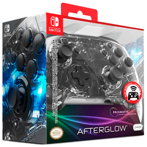 Controller Bluetooth PDP Afterglow Deluxe -Licencia oficial-