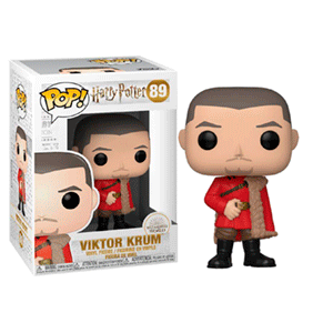 Figura Pop Harry Potter: Viktor Krum Yule