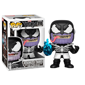 Figura Pop Marvel Venom S2: Thanos