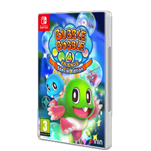 Bubble Bobble 4 Friends Special Edition